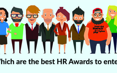 Which are the best HR awards to enter?