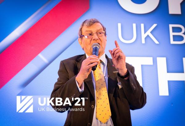 UK Business Awards 2021 Don Hales