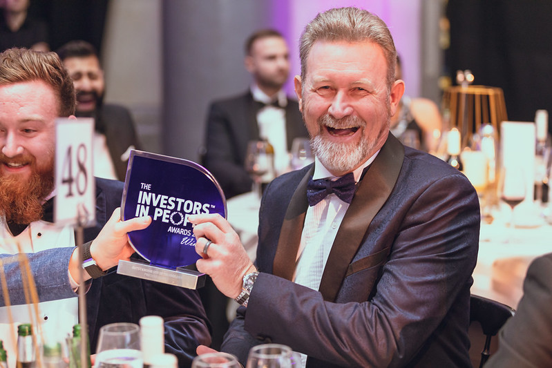 hr awards investors in people awards