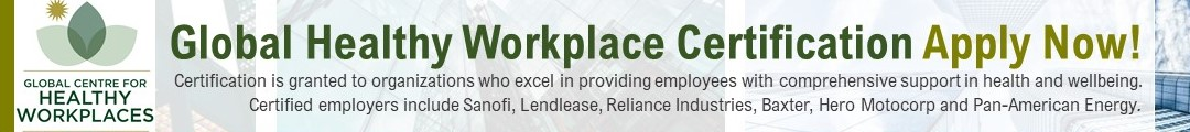 Global Healthy Workplace Certification