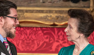 Princess Royal Training Awards 2021