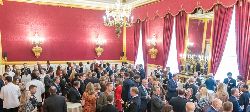 princess royal training awards st james palace